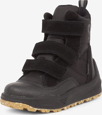 WODEN Boots 'Adrian' in Schwarz