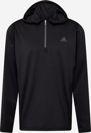 adidas Golf Sportsweatshirt 'NOVELTY' en noir, Vue avec produit