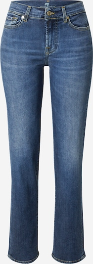 7 for all mankind Jeans 'THE STRAIGHT' in blue denim, Produktansicht