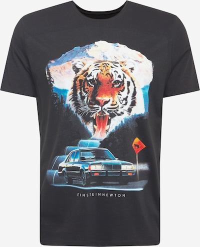 Tricou 'Street Tiger' EINSTEIN & NEWTON pe mai multe culori / negru, Vizualizare produs