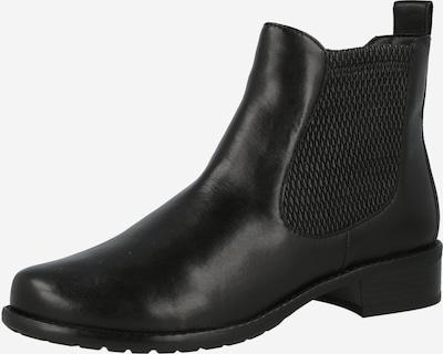 GERRY WEBER Chelsea Boots 'Carla' in schwarz, Produktansicht