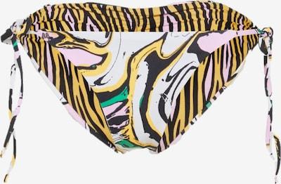 Maaji Bikinibroek ' Panthera Royale ' in de kleur Sinaasappel / Zwart / Wit, Productweergave