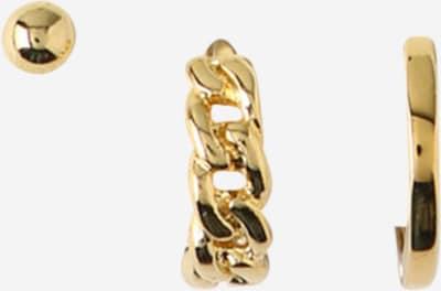 Orelia Parure de bijoux en or, Vue avec produit