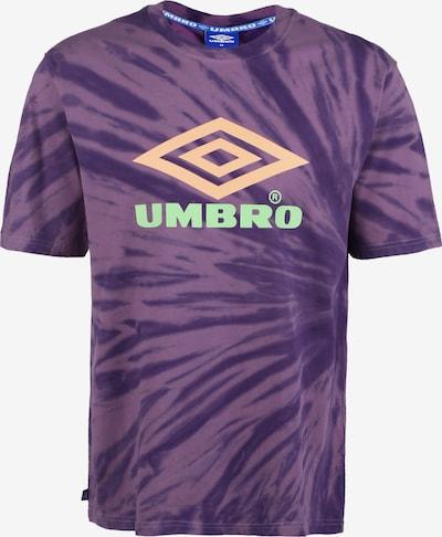 UMBRO Shirt in de kleur Lila, Productweergave