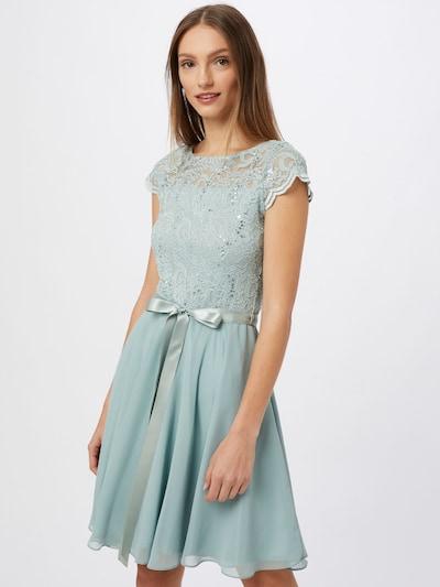 SWING Kleid in rauchblau, Modelansicht