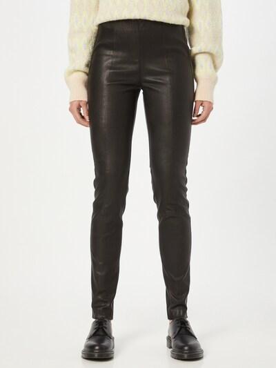 Cream Leggings 'Laja' in schwarz, Modelansicht