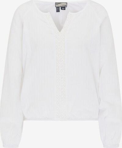 DreiMaster Vintage Bluse in naturweiß, Produktansicht