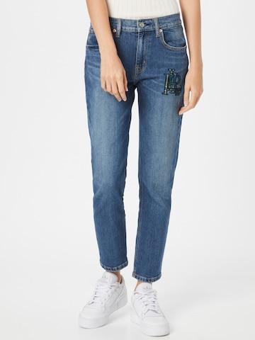 Lauren Ralph Lauren Jeans in Blauw