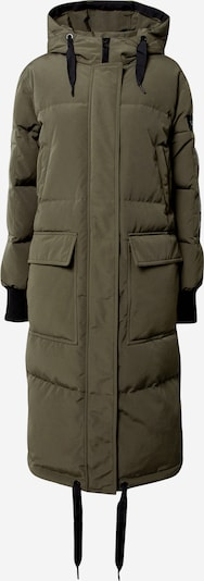 True Religion Winter coat in khaki, Item view