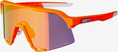 ride100percent Sportbrille 'S2' in stone / orange / weiß, Produktansicht