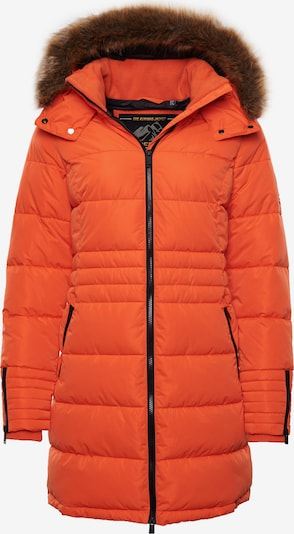 Superdry Jacke in orange, Produktansicht