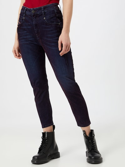 DIESEL Jeans 'FAYZA' in purple-blue, View model