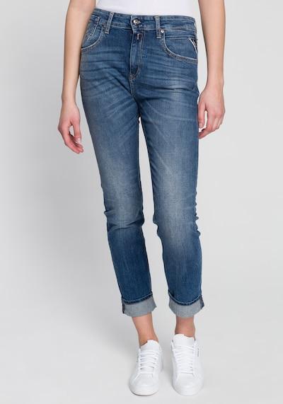 REPLAY Jeans 'Marty' in blue denim, Modelansicht