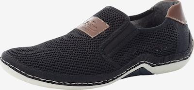 RIEKER Slipper in braun / schwarz, Produktansicht