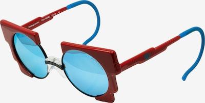 Zoobug Retrosonnenbrille 'Oscar' für Kinder in rot, Produktansicht