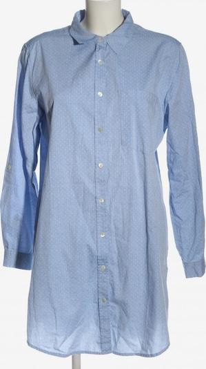 ARMEDANGELS Langarmhemd in L in blau / weiß, Produktansicht