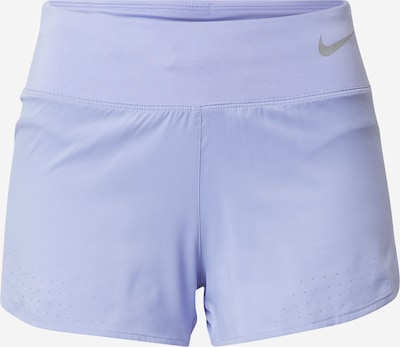 NIKE Pantalon de sport 'Eclipse' en lilas, Vue avec produit