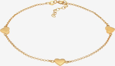 Nenalina Fußschmuck Herz in gold, Produktansicht
