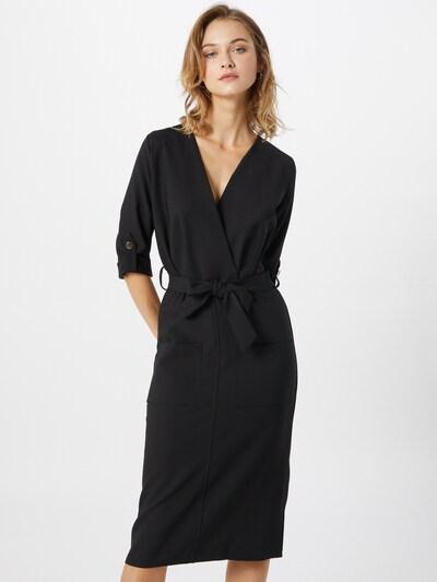 SISTERS POINT Sukienka 'Etti' w kolorze czarnym: Widok z przodu