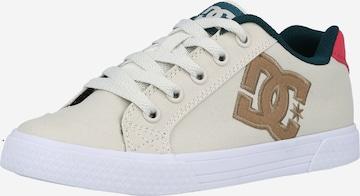 DC Shoes Sportssko 'CHELSEA' i beige
