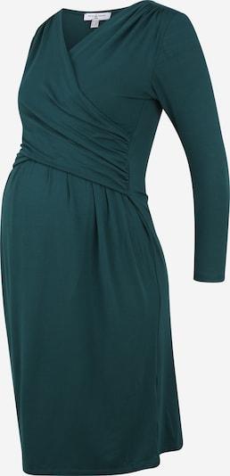 Envie de Fraise Robe-chemise en vert foncé, Vue avec produit