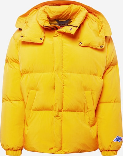 DIESEL Winter Jacket 'ROLF' in Neon yellow, Item view