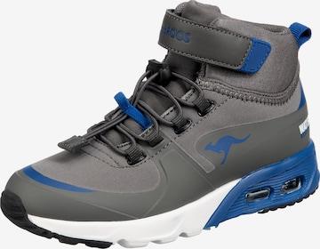 KangaROOS Sneaker in Grau