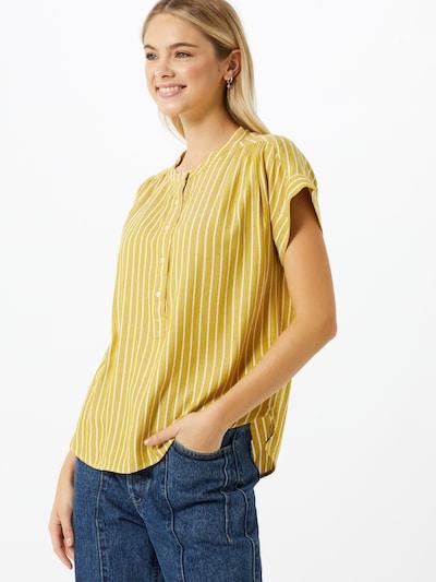 GAP Blúzka - žltá / biela, Model/-ka