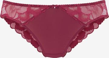 LASCANA Püksikud, värv punane
