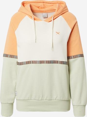 Iriedaily Sweatshirt 'Kachina' in Mixed colors