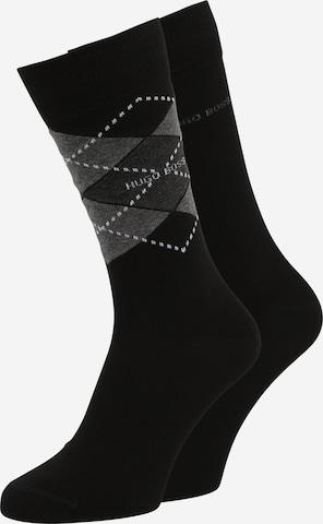 Chaussettes BOSS en noir
