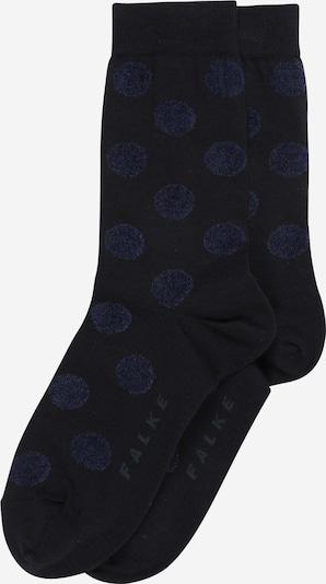 FALKE Socken in blau / dunkelblau, Produktansicht