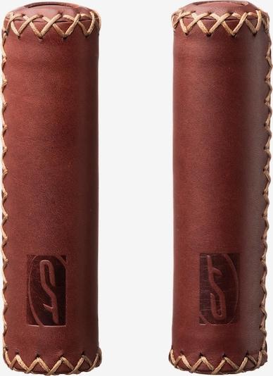 Contec Lenkergriffe 'Classic Exklusiv Geebee' in braun, Produktansicht