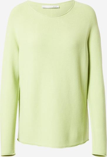 OUI Pullover in hellgrün, Produktansicht