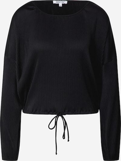 Maglietta 'Tia Shirt' ABOUT YOU di colore nero, Visualizzazione prodotti