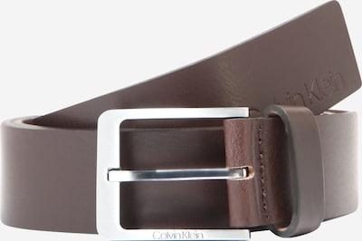Calvin Klein Bälte i mörkbrun, Produktvy
