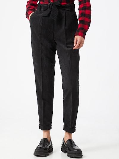 MORE & MORE Bukser i sort, Modelvisning