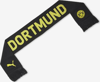 PUMA Sportschal 'BVB' in gelb / schwarz, Produktansicht