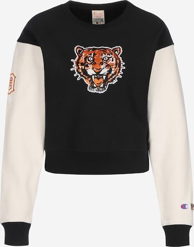 Champion Authentic Athletic Apparel Sweatshirt in mischfarben: Frontalansicht