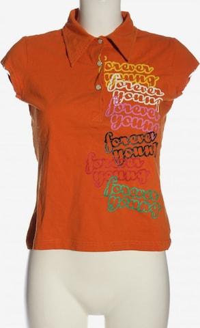 XX By MEXX Polo-Shirt in L in Orange