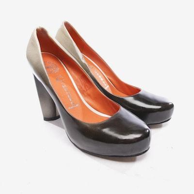 Jeffrey Campbell High Heels & Pumps in 37,5 in Beige / Dark brown, Item view