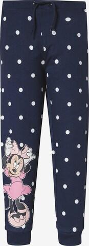 Disney Minnie Mouse Jogginghose in Blau