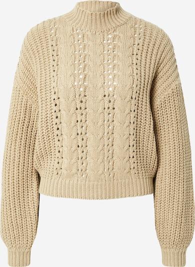 minus Pullover 'Loviana' in beige, Produktansicht