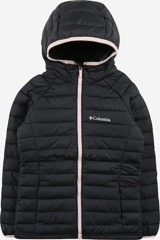 COLUMBIA Jacke in Schwarz