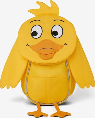 Affenzahn Rucksack 'Kleine Freunde' in gelb, Produktansicht