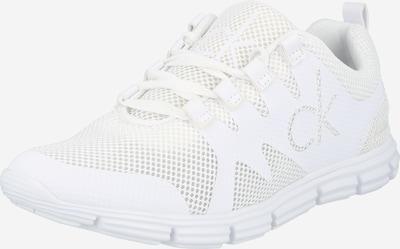 Sneaker bassa Calvin Klein Jeans di colore bianco, Visualizzazione prodotti