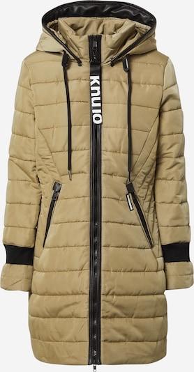 khujo Manteau d'hiver 'Shine' en taupe, Vue avec produit