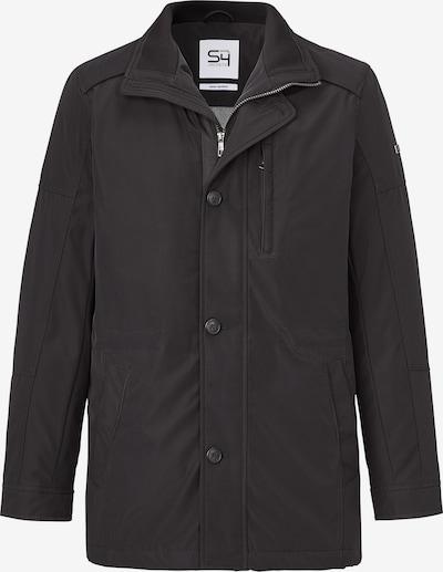 S4 Jackets Longjacke in schwarz, Produktansicht