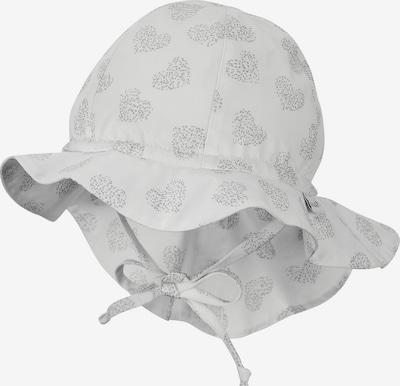 STERNTALER Hut in silber / weiß, Produktansicht