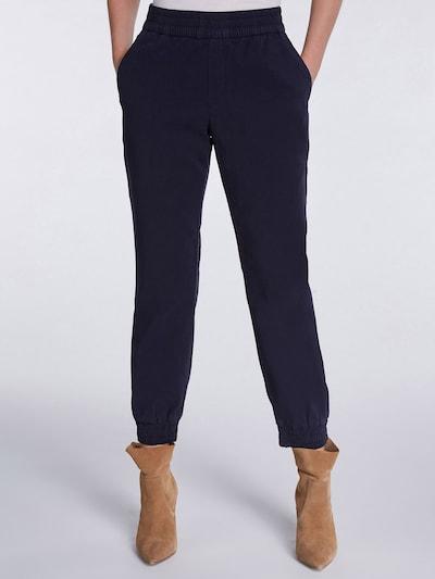 Pantaloni SET pe albastru noapte, Vizualizare model